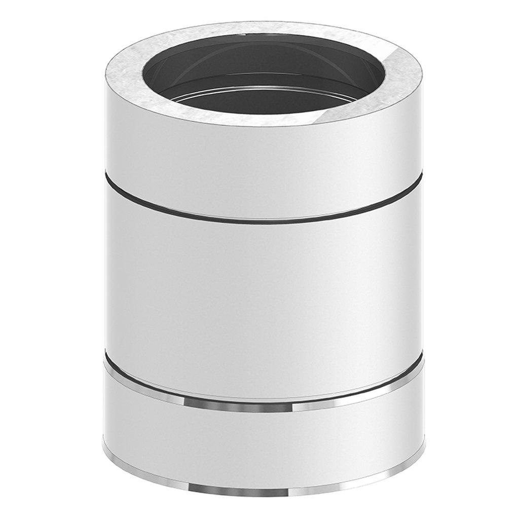 /Ø 180 mm Schornstein L/ängenelement 250 mm