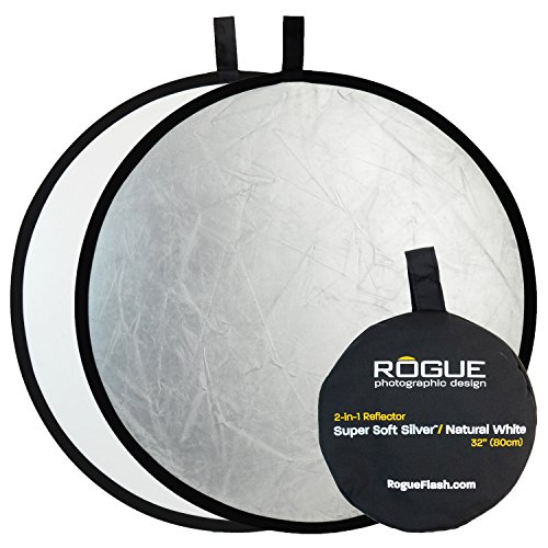 Rogue Photographic Design 2-in-1 Collapsible Reflector 32