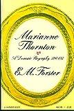 Marianne Thornton, E. M. Forster, 0156573008
