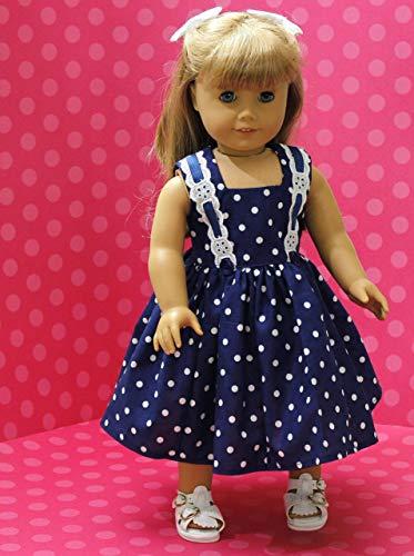 Hand Made Doll dress Doll dress for American girl doll dress 18 inch doll dress