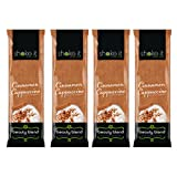 Shake It Beauty Blend Vegan Protein Powder, Pack of 4 Single Serve Packets (Cinnamon Cappuccino) Review