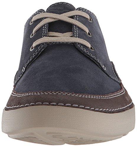 Gosler Suede Blue Edge Sneaker Men's CLARKS zUFBAA