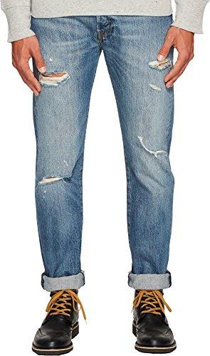 Levi's Premium  Men's Premium 501 Original Jeans Medium Blue 30W x 32L
