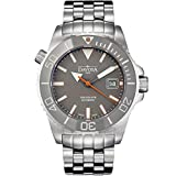 Davosa Automatic Swiss Made Men Watch, Professional Argonautic BG 16152290, Stainless Steel Wrist Band, Exceptional Luminous Analog Face