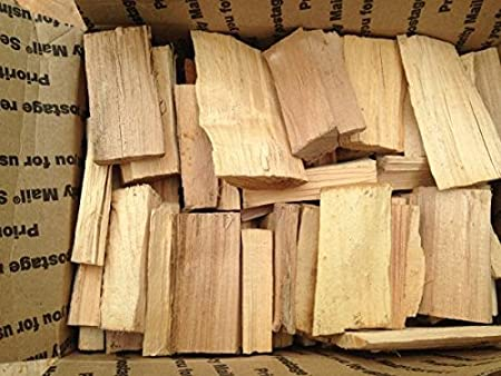 Cherry Wood  Chips for Smoking BBQ Grilling Cooking Smoker Priority Shipping