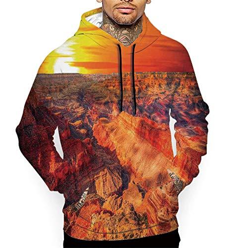 Men's Patterns Print 3D Sweaters Fashion Hoodies Sweatshirts