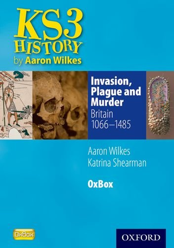 Download Invasion, Plague & Murder: Britain 1066-1485 OxBox CD-ROM pdf