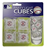 Boston Red Sox MLB Light-Up Ice Cubes