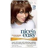 Clairol Nice'n'Easy Hair Colourant 118B Natural Medium Caramel Brown