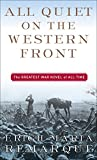 img - for All Quiet on the Western Front: A Novel book / textbook / text book