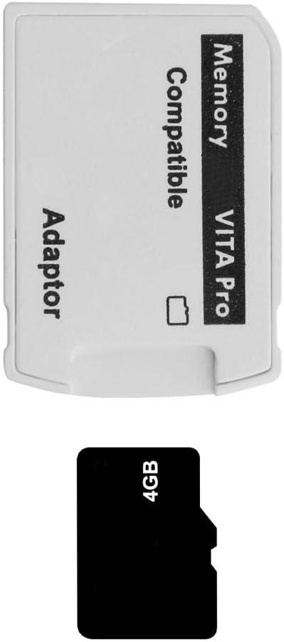 Amazon.com: Alloet V5.0 SD2VITA PSVita - Tarjeta micro de ...