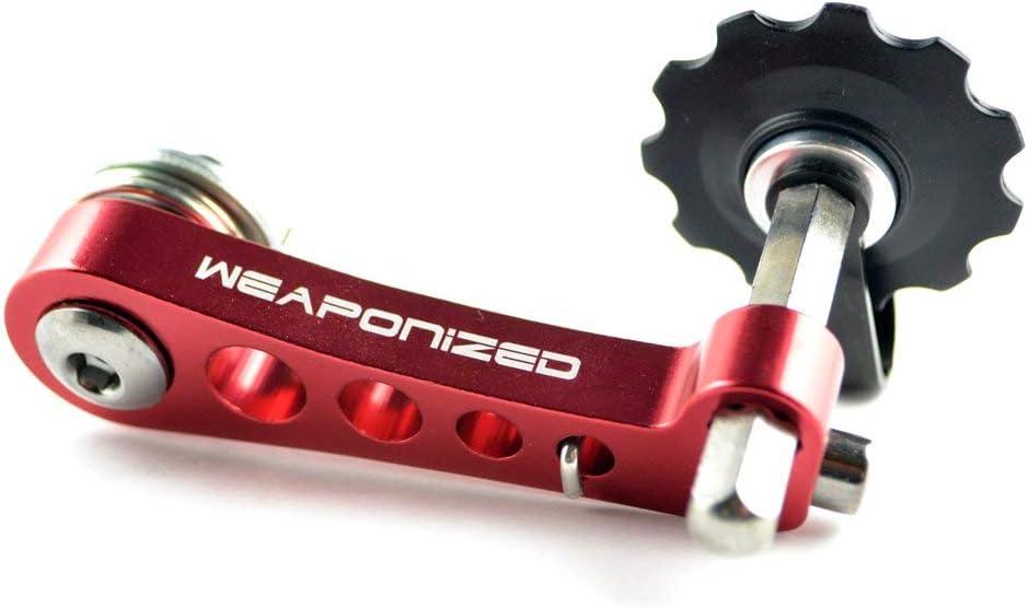 Weaponized Bike Single Speed Converter Chain Tensioner MTB Single Speed Tool CO