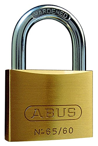 Price comparison product image ABUS Mechanical - 65/60 60mm Brass Padlock - ABU6560