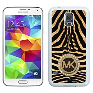 Hot Sale And Popular Samsung Galaxy S5 I9500 Case Designed With Michael Kors 70 White Samsung Galaxy S5 Phone Case