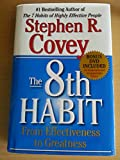 The 8th Habit: From Effectiveness to Greatness (With DVD) [Unabridged] (AUDIO BOOK/AUDIO CD)
