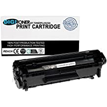 TonerPlusUSA 1PK Q2612A 12A Toner Cartridge For HP LaserJet 1018 3050 3052 3055 M1319F