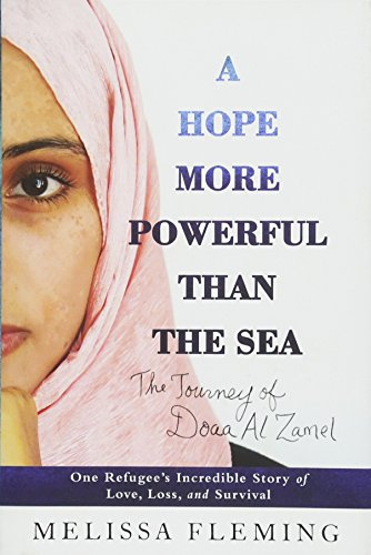 Image of A Hope More Powerful Than the Sea: One Refugee's Incredible Story of Love, Loss, and Survival