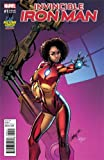 Invincible Iron Man Vol. 3 #1 Cover B Midtown J. Scott Campbell Variant