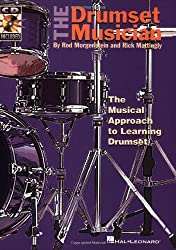 The Drumset Musician Book/Cd