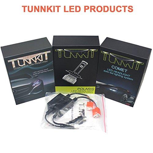 TUNNKIT LED Warning Canceller & Noise Canceller for H7 LED