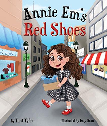 Annie Em's Red Shoes