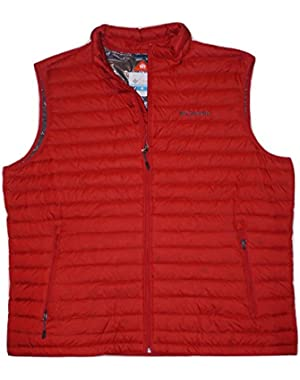 Mens Oaks Apex Omni Heat Down Vest
