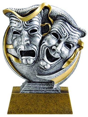 Drama Motion Extreme Resin Trophy - Resin Award Motion