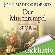 Der Musentempel (SPQR 4) Hörbuch von John Maddox Roberts Gesprochen von: Erich Räuker