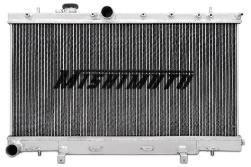 Mishimoto MMRAD-WRX-01X Performance X Line Aluminum Radiator with Manual Transmission for Subaru WRX and STI