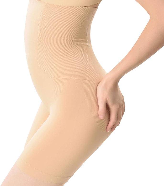 Cintura Alta Para Everbellus Mujer Moldeadores Pantalones Gluteos Reductores Levanta Fajas Panty Body IfYvgb76my