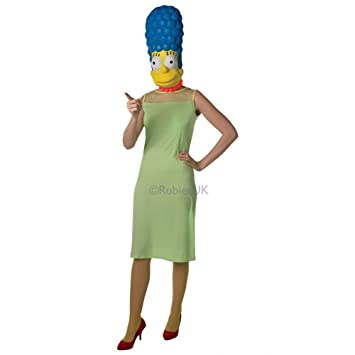 Rubies - The Simpsons disfraz de Marge clásico para adulto (880659-M)