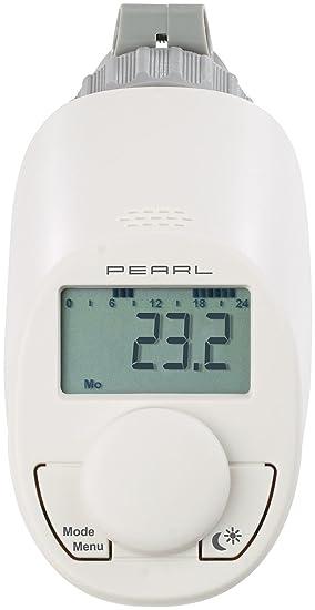 Pearl - Termostato de calefacción: Calefactor programable ...