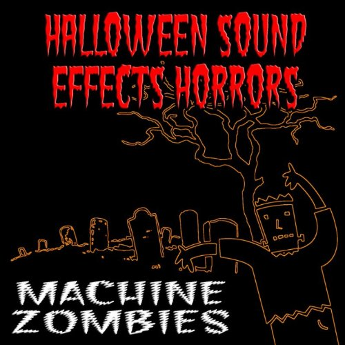 Halloween Sound Effects Horrors [Clean] -