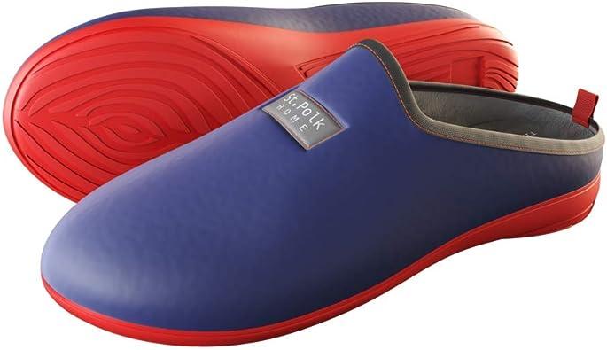 St.Polk® Zapatillas de Estar en casa Hombre/Mujer con Plantilla Extraible Slippers Pantuflas Fabricadas en España Original Unisex Invierno/Verano máxima Comodidad: Amazon.es: Zapatos y complementos
