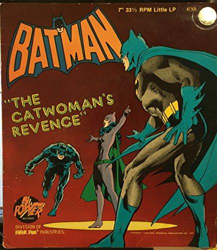 The Catwoman's Revenge