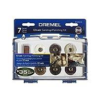 Dremel EZ684-01 EZ Lock - Kit de lijado y pulido