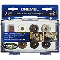 Dremel EZ Lock Sanding And Polishing Kit