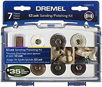 Dremel EZ Lock Sanding And Polishing Kit