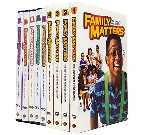 Top recommendation for family matters complete series 1-9