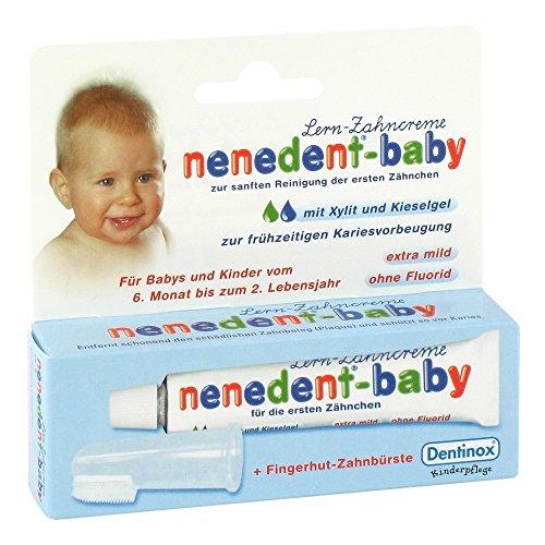 Nenedent Baby Zahnpflege Set, 20 ml