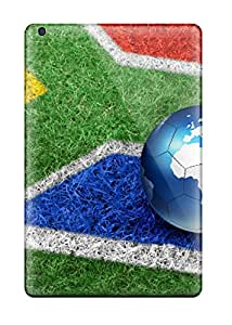 New Style 2163266J18170176 New Style Hard Case Cover For Ipad Mini 2- Fifa Soccer 2010