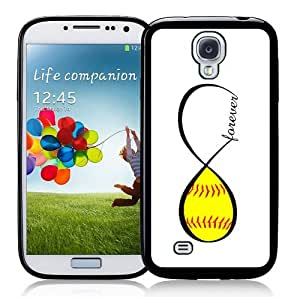 2015 customized SudysAccessories Softball Forever Softball Infinity Forever Thinshell Case Protective Galaxy s4 Case sIV Case i9500
