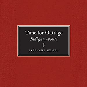 Time for Outrage Hörbuch