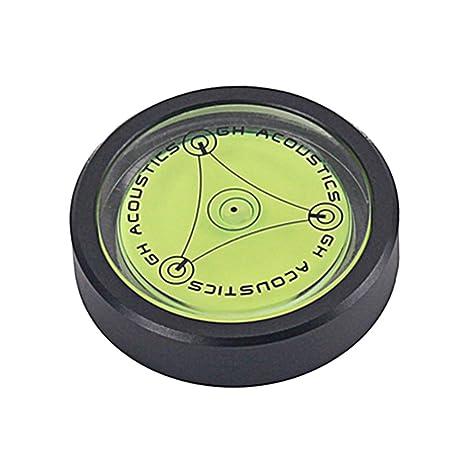 Artibetter disco de vinilo estabilizador nivel de peso lp disco ...