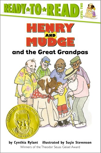 Henry and Mudge and the Great Grandpas (Henry & Mudge) (Best Swimming Holes In The World)