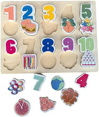 Shopping Pegged Puzzles Puzzles Toys Games On Amazon United