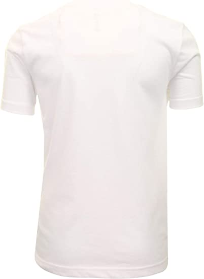 Converse - Camiseta de Manga Corta - Liso - Manga Corta - para ...