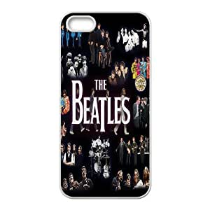 Pop rock band-The Beatles series,the beatles with flag protective case cover For Apple Iphone 5 5S Cases LHSB9691580
