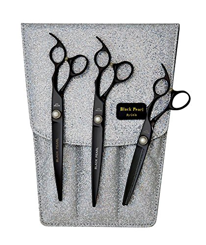 """Black Pearl 8.5"""" 3 Piece Set (Right-Handed)"""