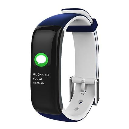 OASICS Smartwatch IP68, Pulsera de Fitness, Smartwatch para ...
